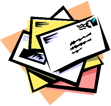 Letters mail png. One simple thing your