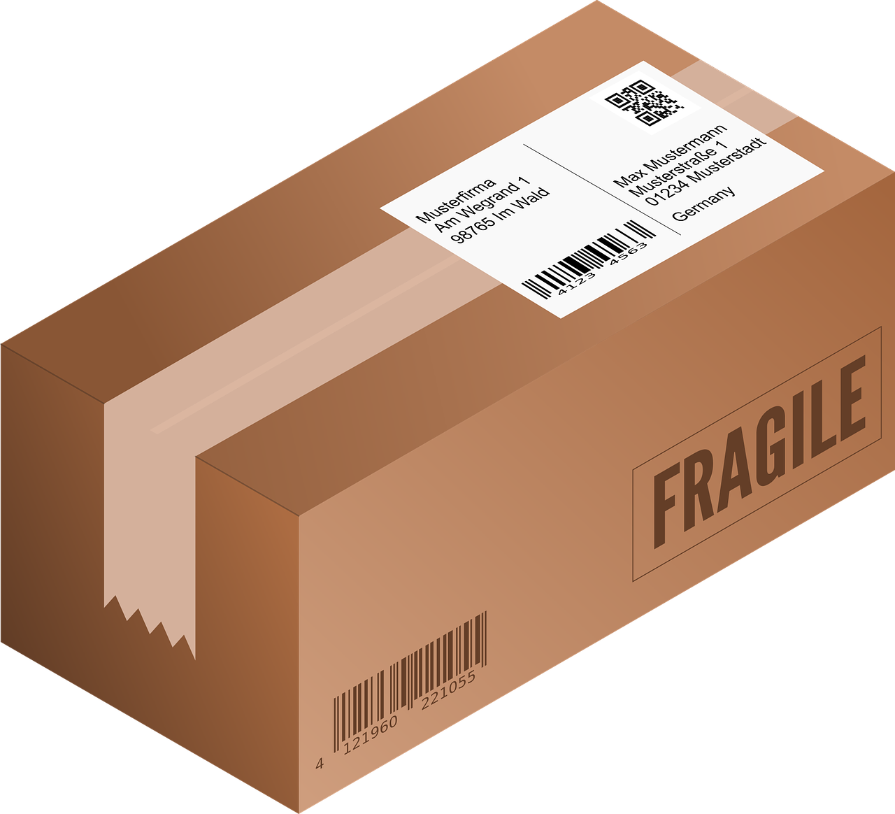 Mail package png. Cheapest way to packages