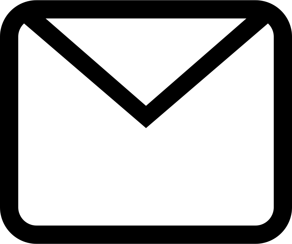 Mail svg unread. Png icon free download