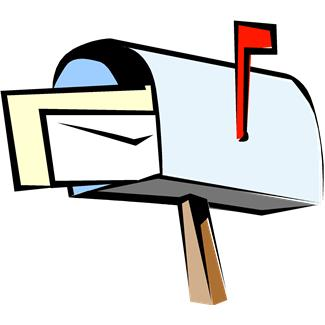 Bill clipart mailbox. Free pictures clipartix mail