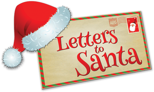 Mailbox clipart mail letter. Letters to santa at