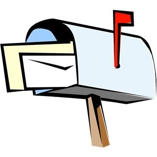 Mailbox clipart mail letter. Letters free pictures clipartbarn