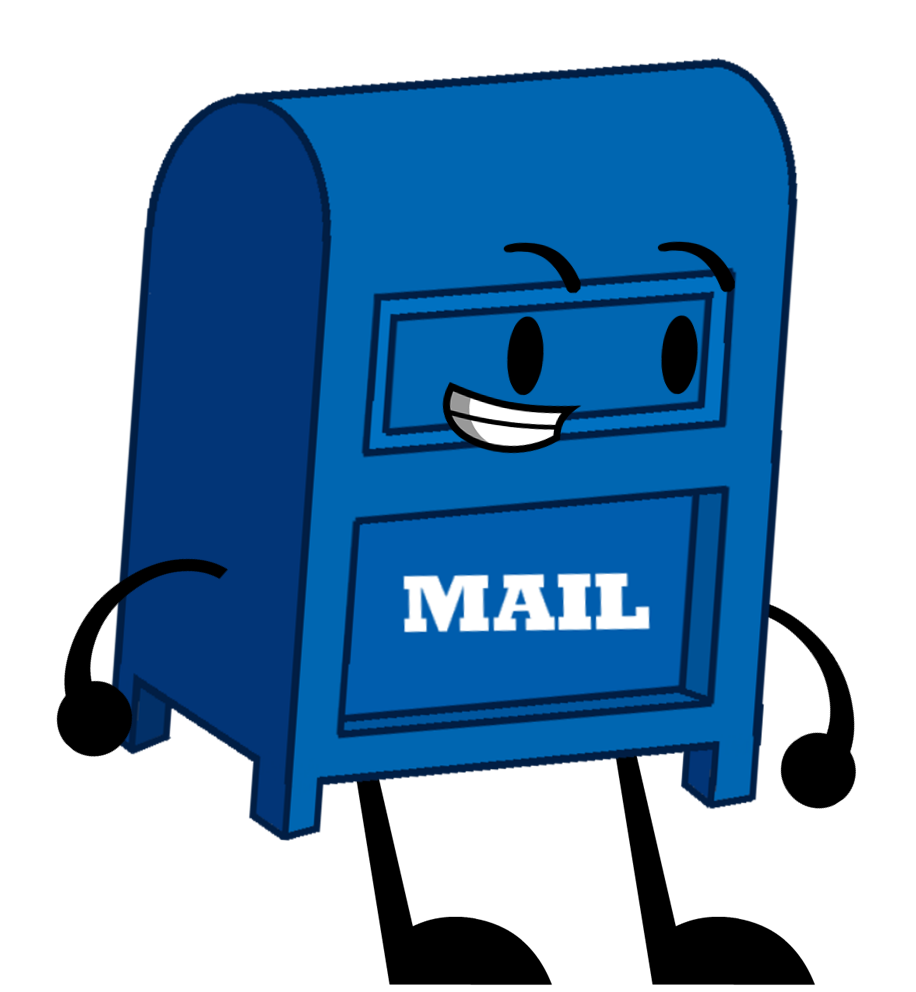 Mailbox on post png. Image new pose object