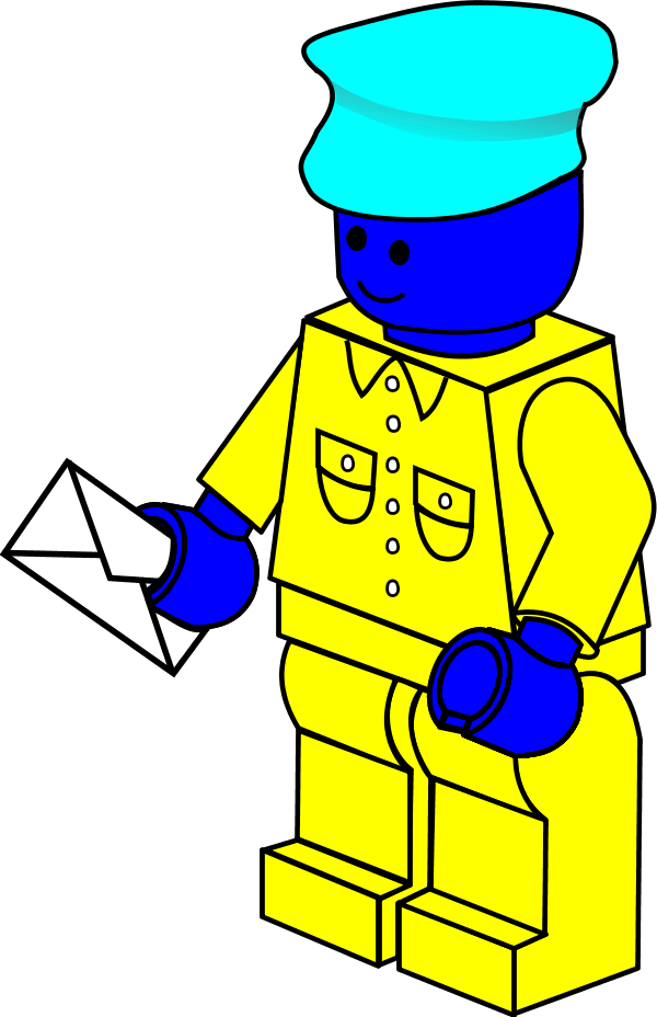 Clip art library postman. Mailman clipart picture royalty free library