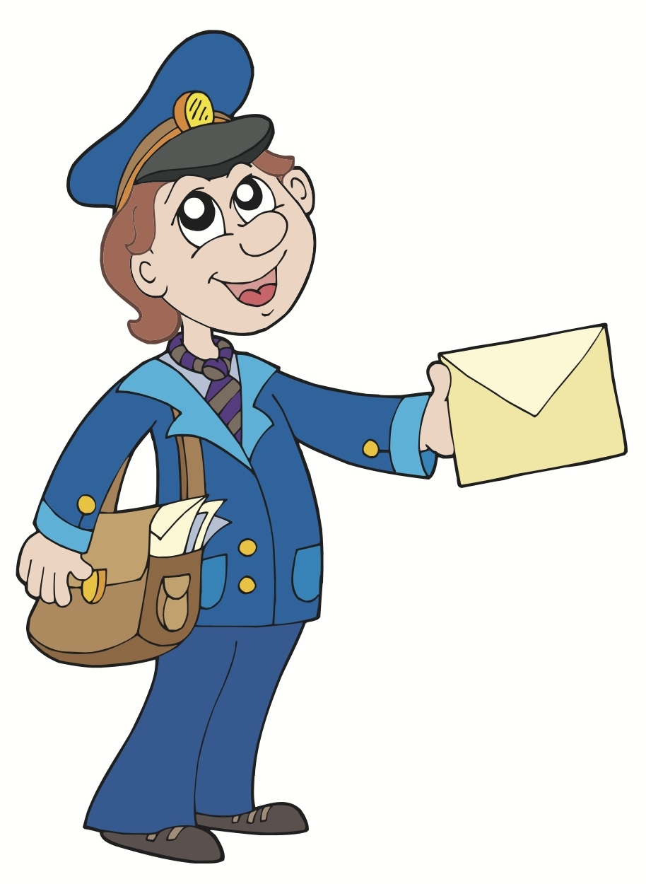 Best of gallery digital. Mailman clipart hat png black and white