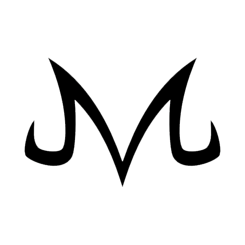 Majin m png. Transparency request left dead
