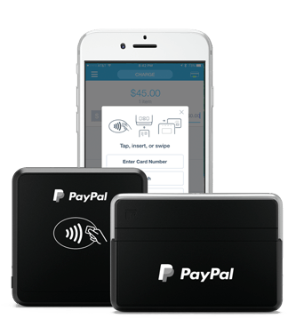Major credit cards png. Paypal here card readers