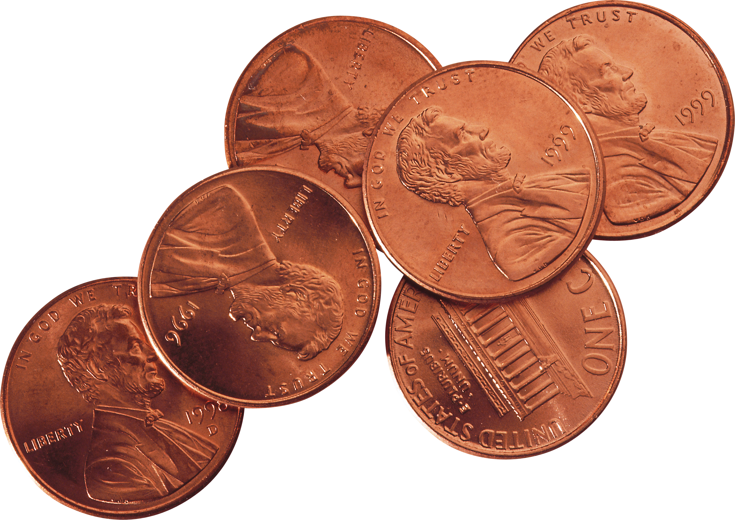 copper coin png