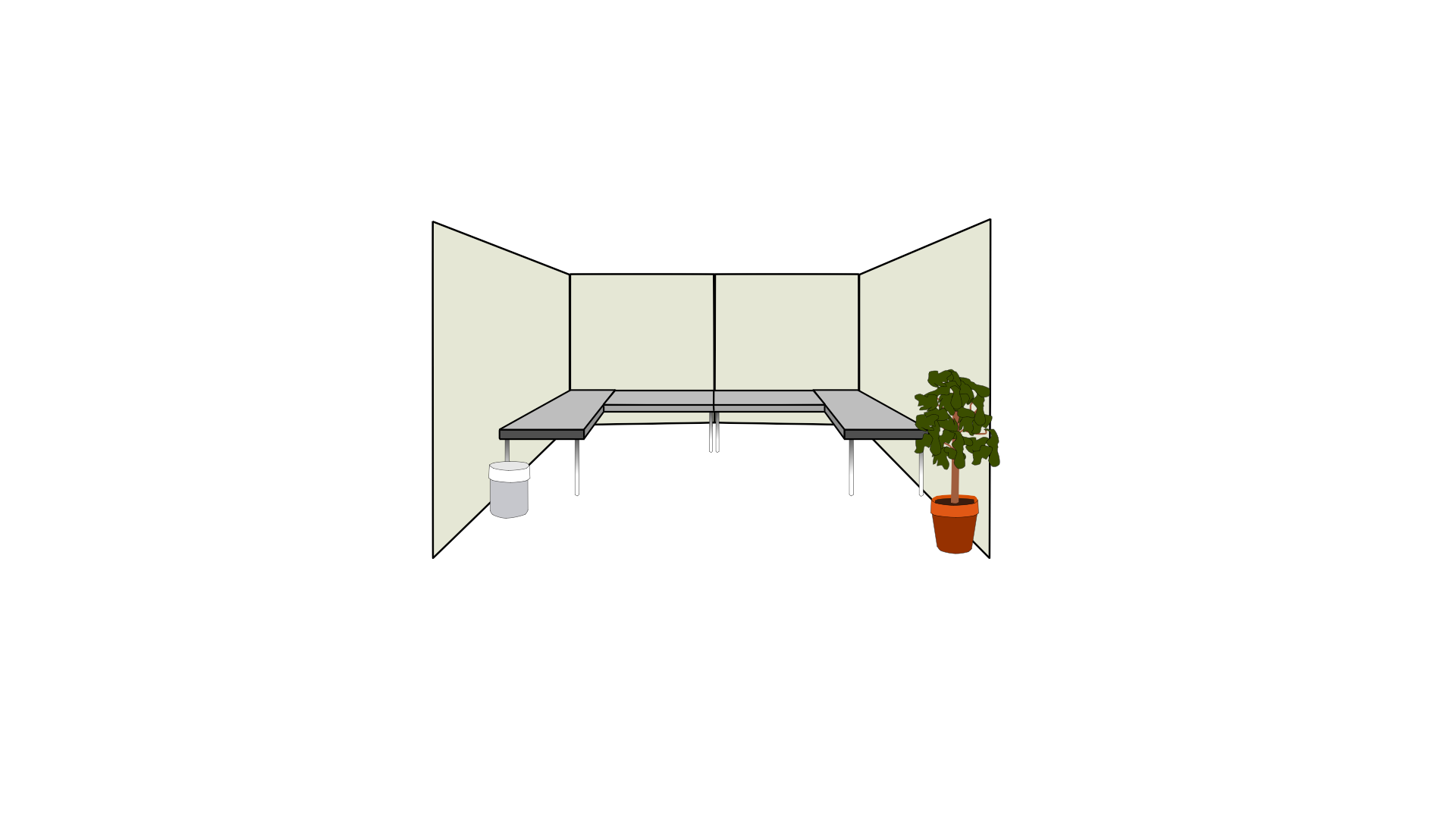 Transparent bg office. Background png anime studio