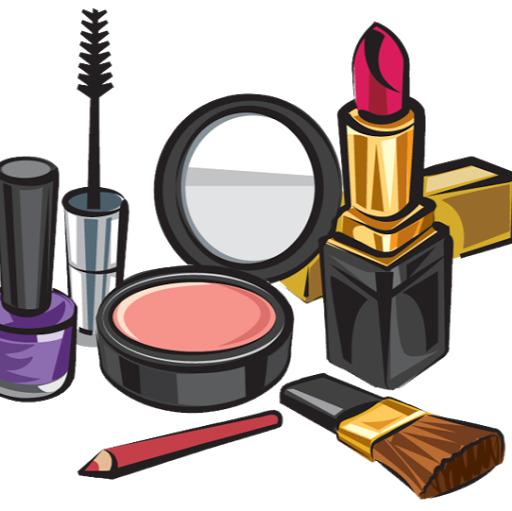 Makeup clipart beuty. Free tutorial for you