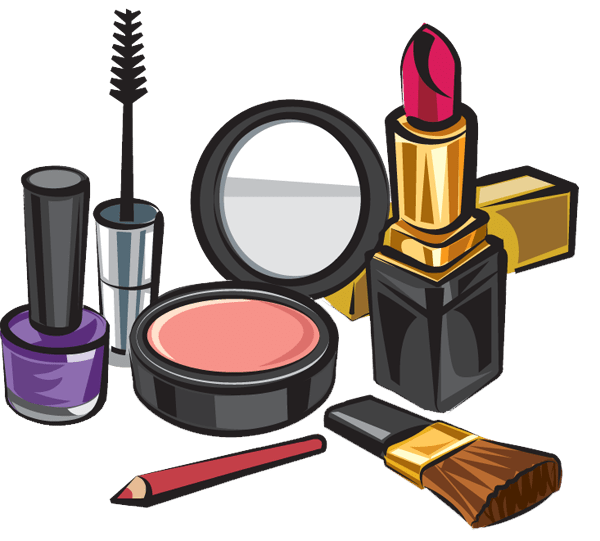 Makeup clipart png. Chanel kit products transparent
