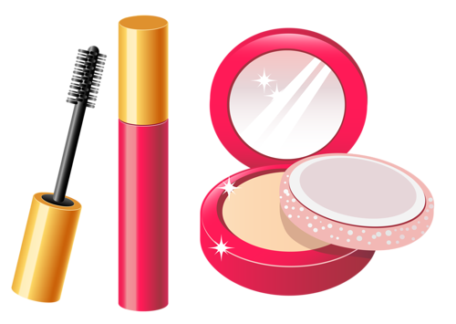 Makeup clipart png. Pin by weronika on