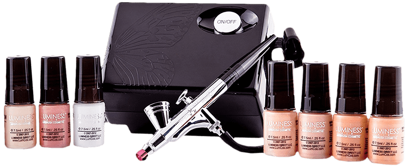 Makeup kit png. Best airbrush top picks