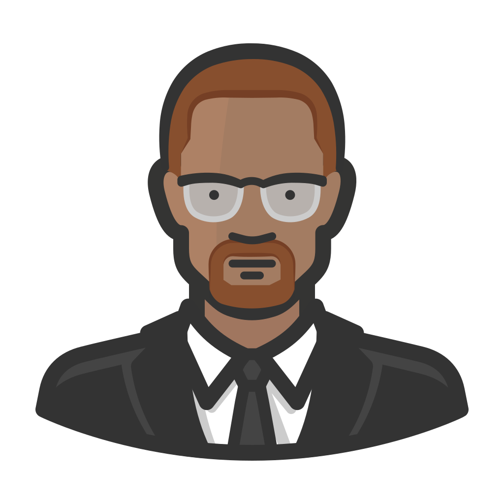Malcolm x png