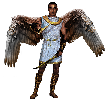Male angel png. Image jr warriors of