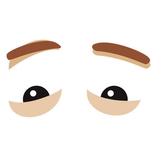 Male eyebrow png. Expression transparent or svg