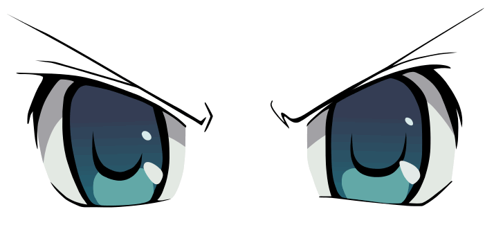 Male anime eyes png. Steam workshop sr
