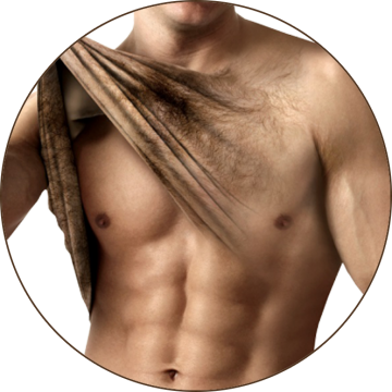 Male chest hair png. Men s removal leicester