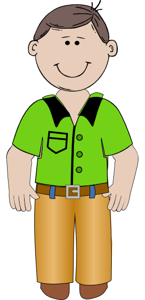Male clipart 1 person. Donate mike wants to