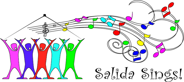 Male clipart male choir. Upcoming events salida the