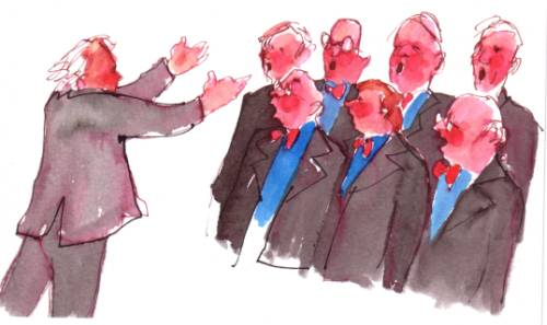 Male clipart male choir. About us louthmvc co