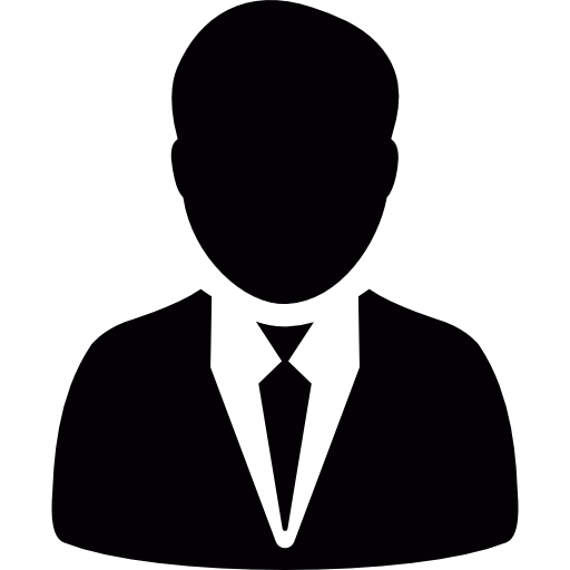 Male vector suit. Men in suits silhouette