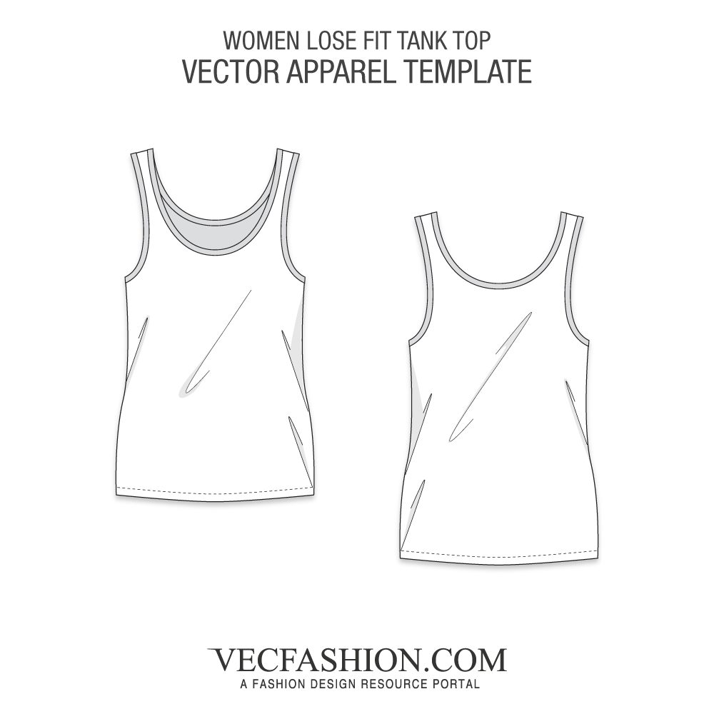 Male vector tank top. Latest vectors tagged vecfashion