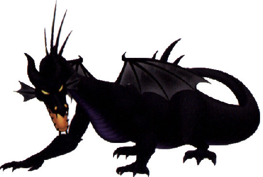 Maleficent dragon png. Image khbbs disney wiki