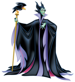 Maleficent vector horns. Wikipedia disneypng