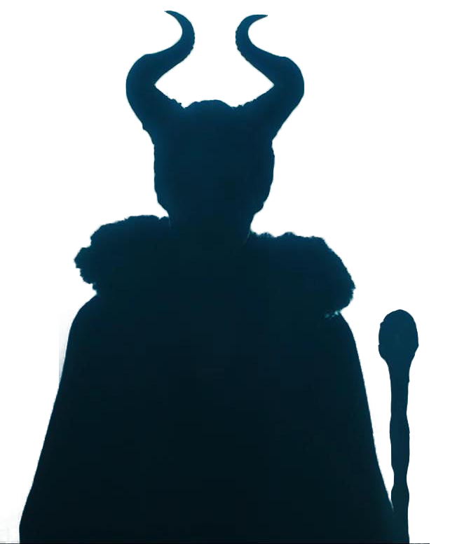 Maleficent Vector Horns Transparent Png Clipart Free