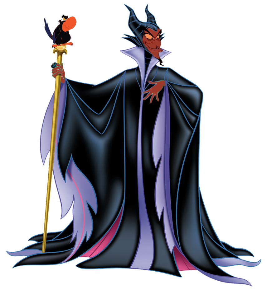 Maleficent Vector Template Transparent Png Clipart Free