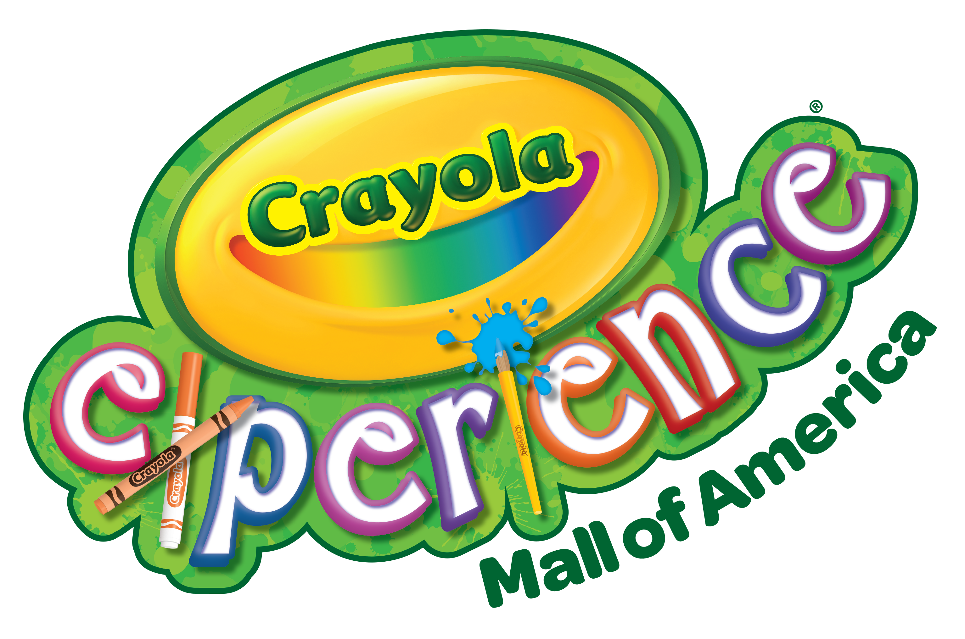 Mall of america logo png. Crayola experience tickets for