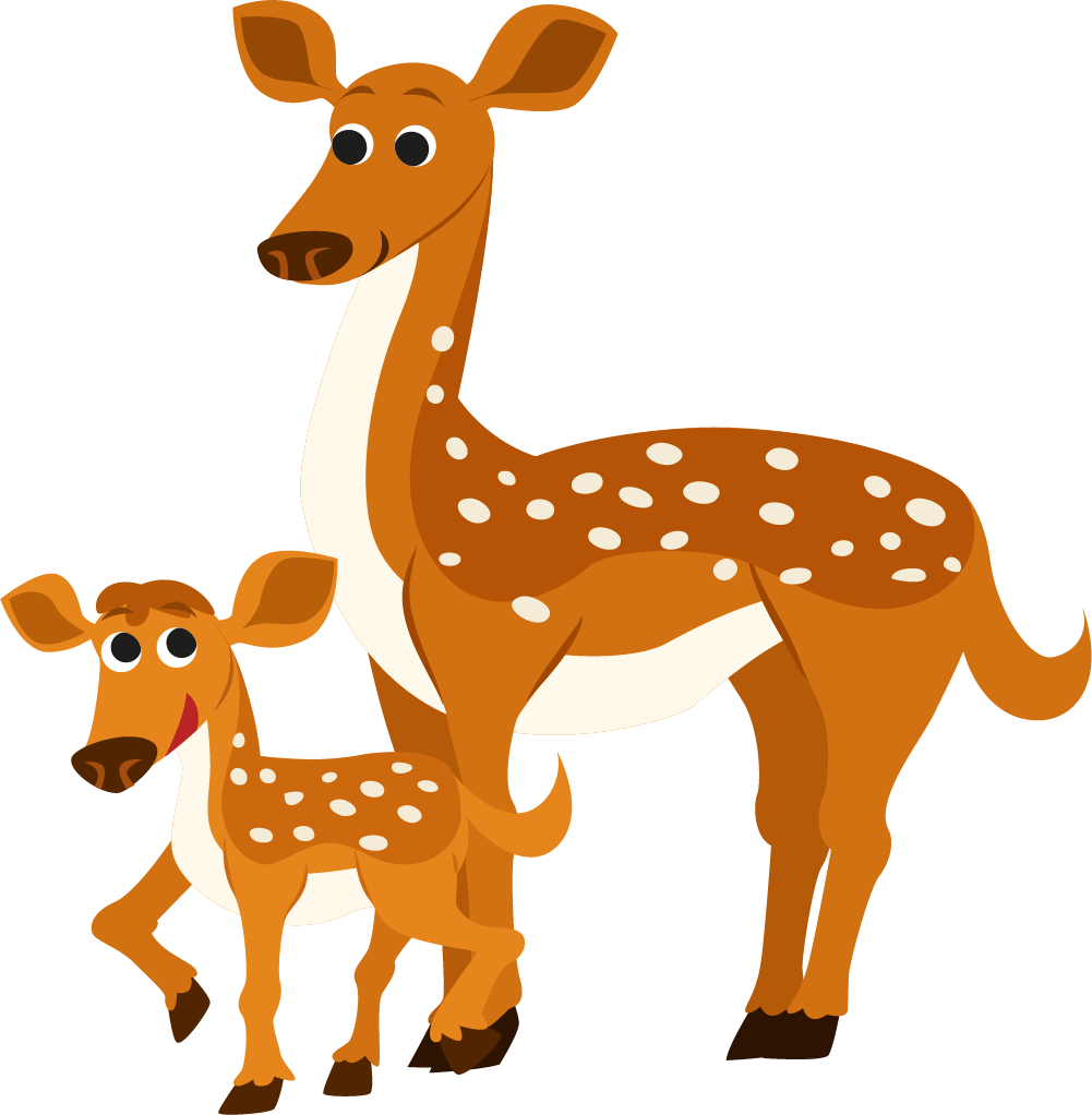 Mammal drawing fawn. Dongeng anak android application