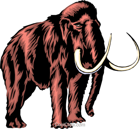 Mammoth vector skull. Clipart at getdrawings com