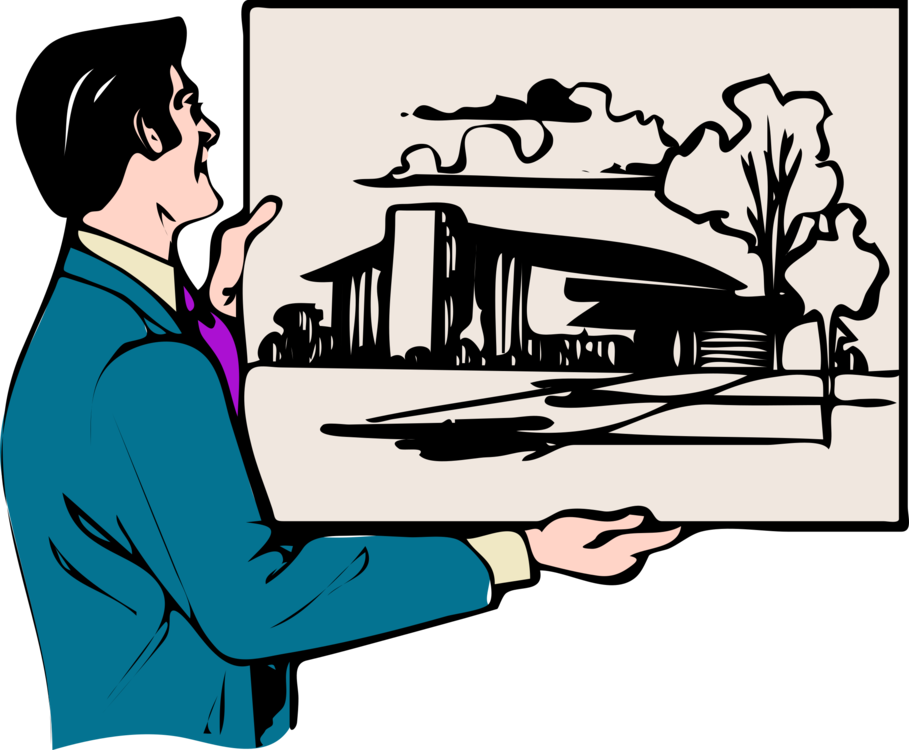 Architect clipart animated. Architecture art architectural drawing