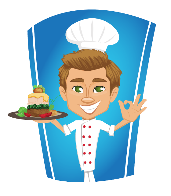 Chef clipart male chef. Free cook cliparts download