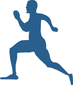 Man clipart runner. Free male cliparts download