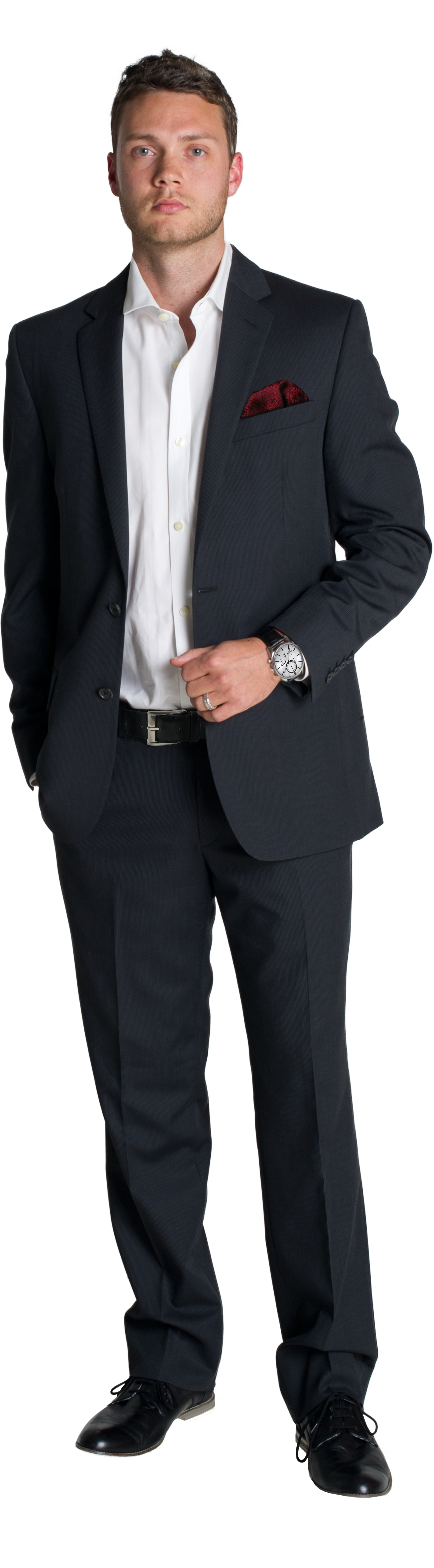 Guy in a suit. Man png image transparent stock