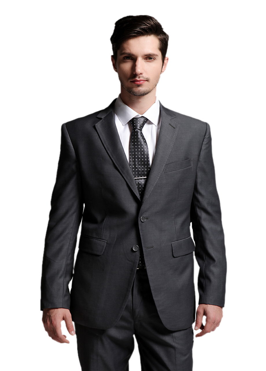 man in a suit png