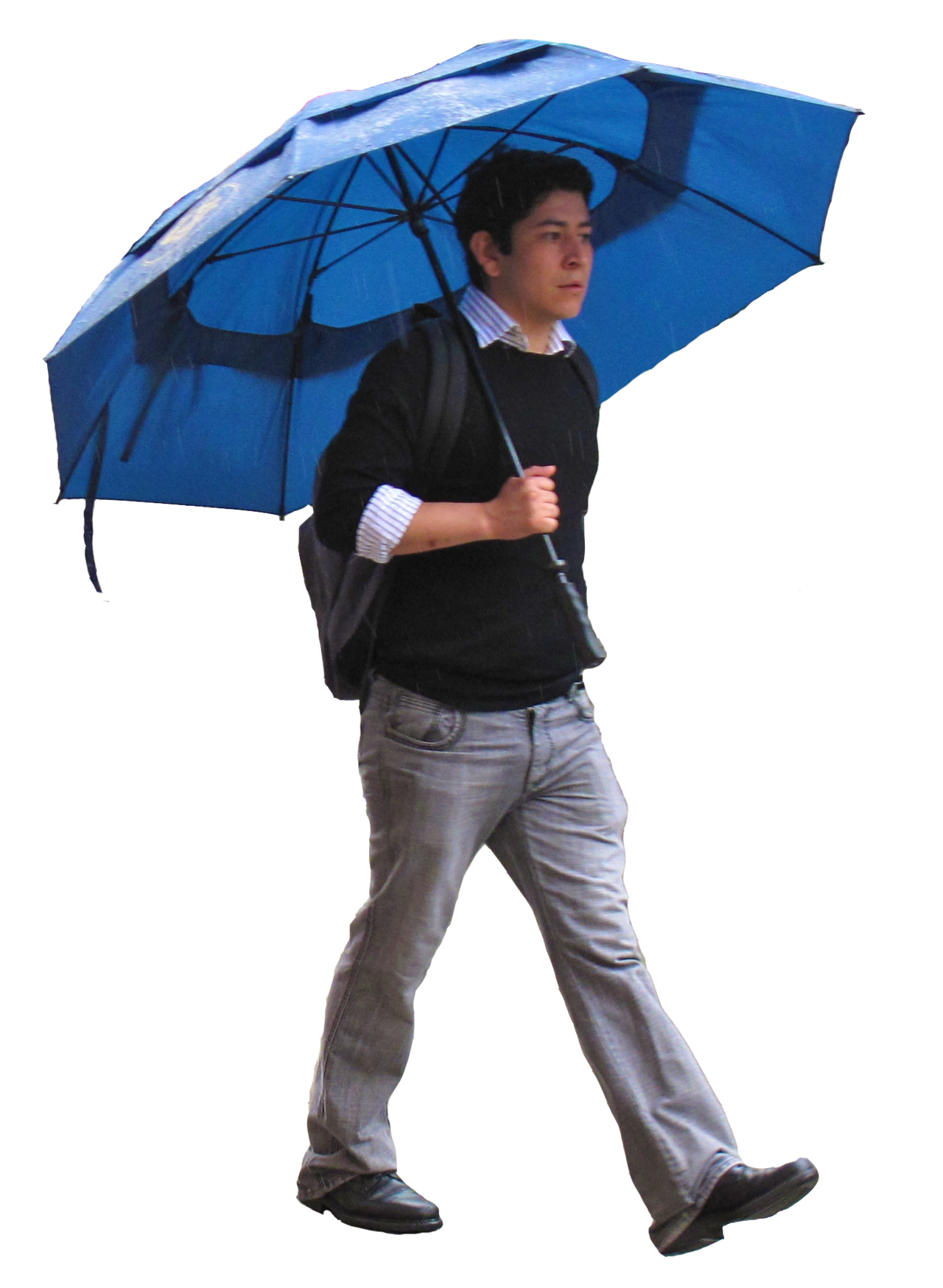 Man legs png. Walking with umbrella photoshop