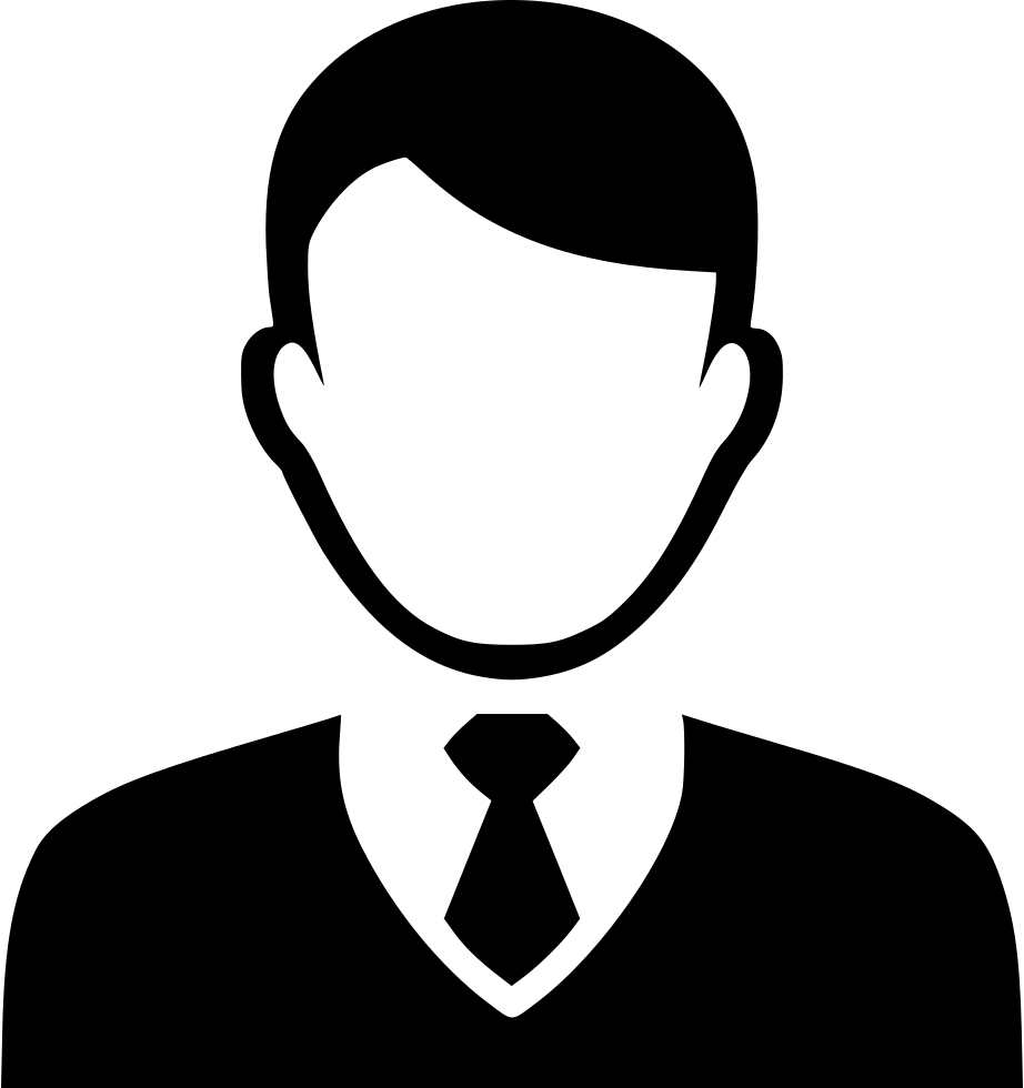 Man png icon. Boss svg free download