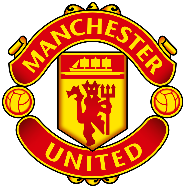 man utd badge png