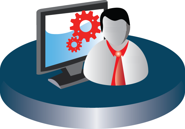 Manager clipart administrator. Free system icon download
