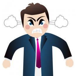 Manager clipart sad. At getdrawings com free