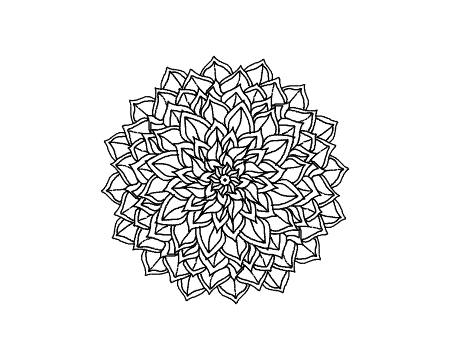 Mandala background png. Lotus tattoo small transparent
