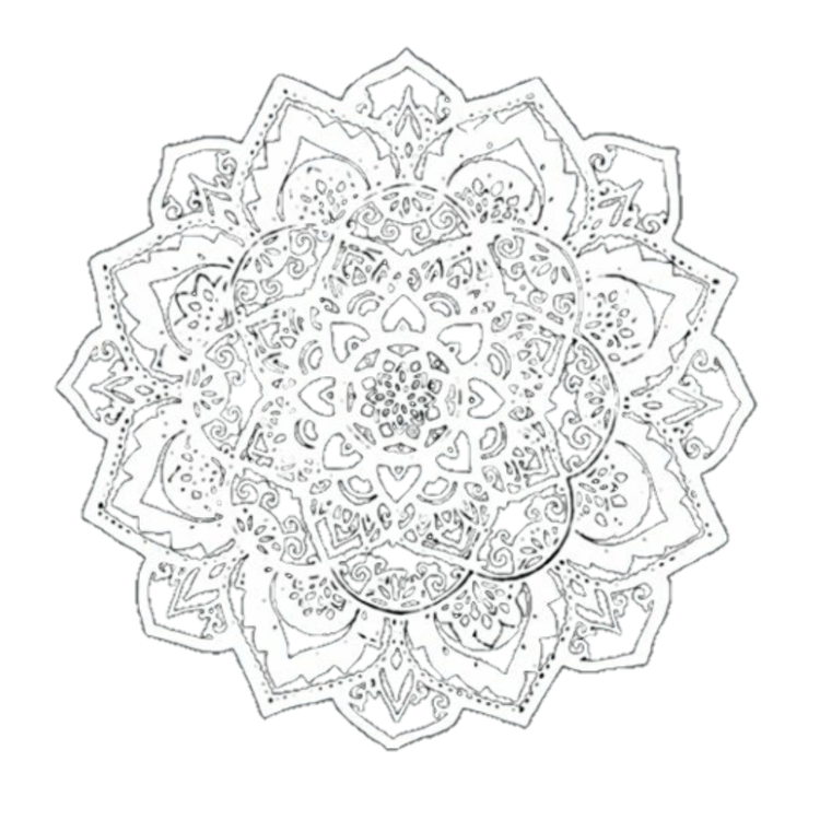 Mandala overlay png. Overlays uploaded by audrey