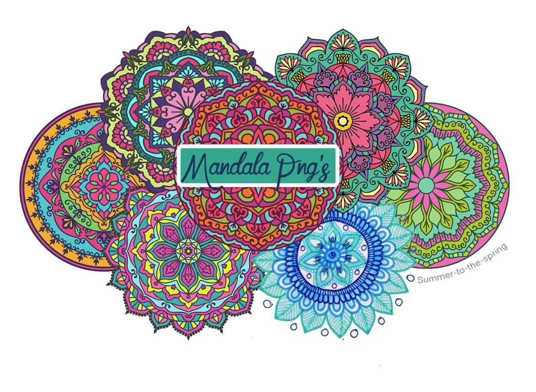 Mandala pictures png. Mandalas s by summer