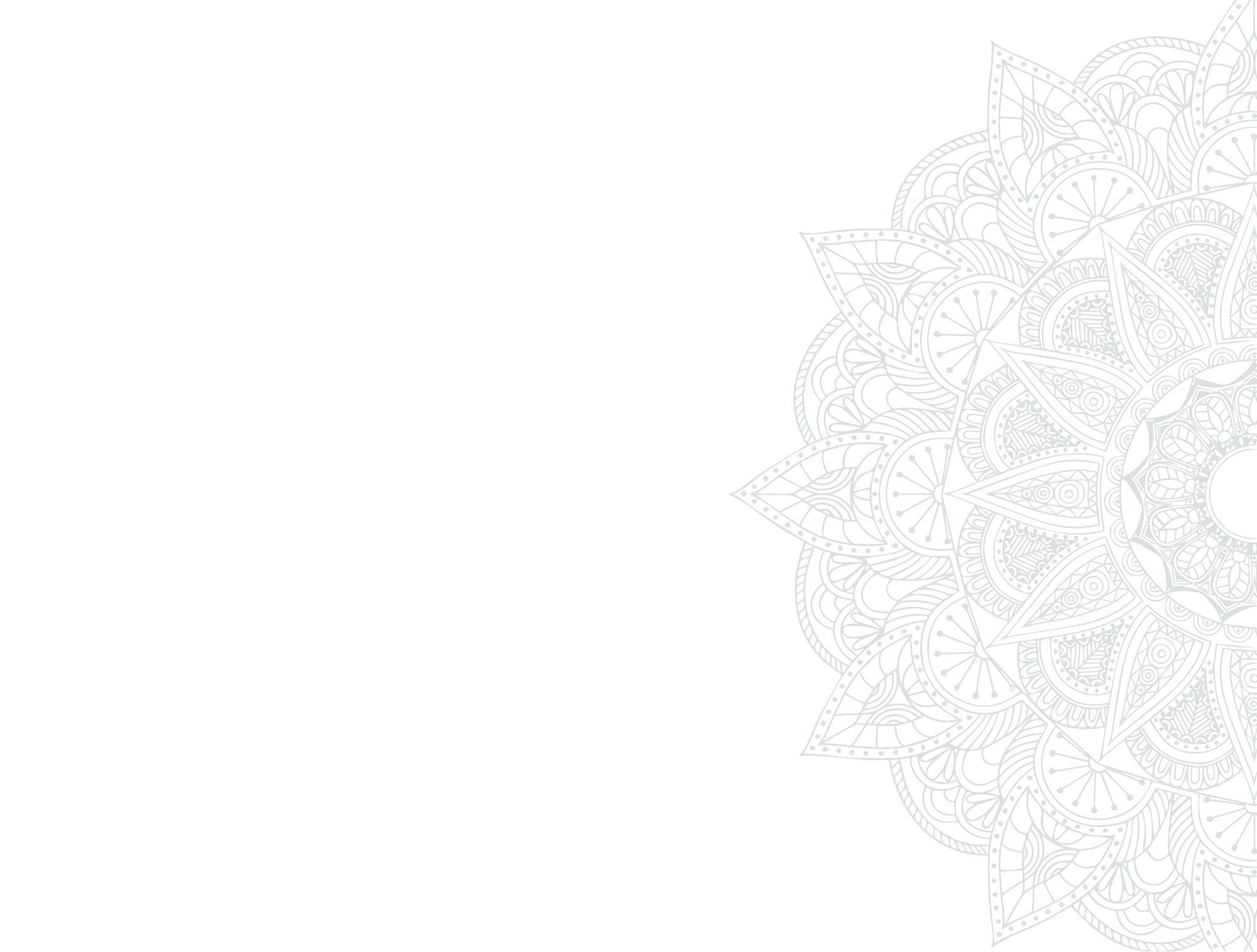Mandala png white. Images in collection page