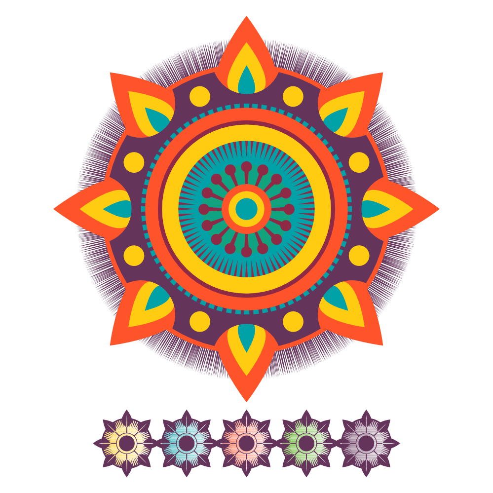 Mandala simple vector png. Clipartist net search results