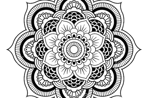 Mandala Tumblr Transparent Png Clipart Free Download Ya Webdesign